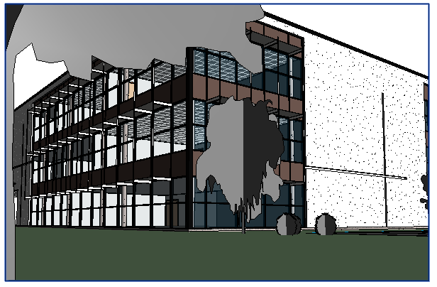 Revit Perspective View