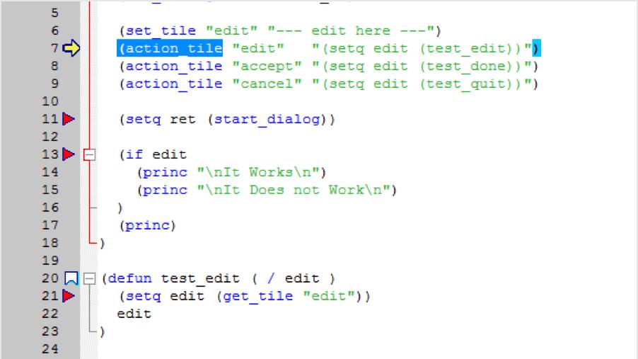 LISP Routines