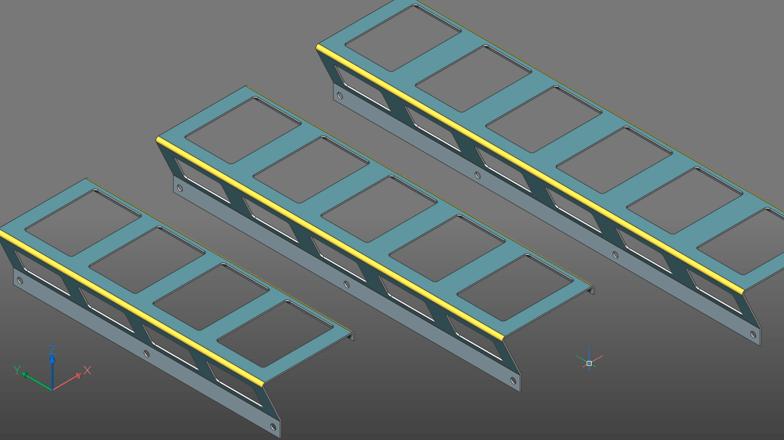 Parametric Sheet Metal Parts