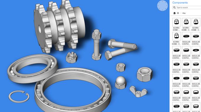 Parametric Standard Parts
