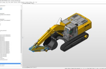 BricsCAD Mechanical: Assemblies