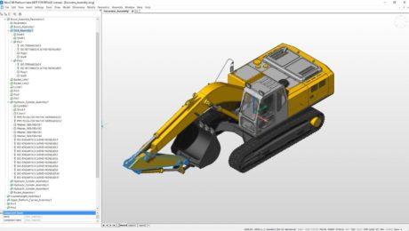 BricsCAD Mechanical: Assemblies
