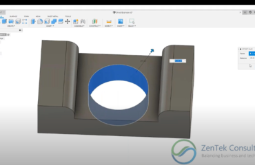 Modeling in Fusion 360