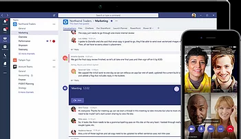 Microsoft Teams Communicate