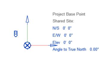 Establish Project Base Point,