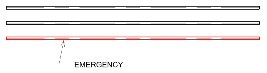 Emergency conduit