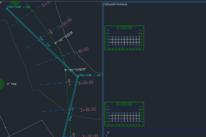 Civil 3D Pipe Networks